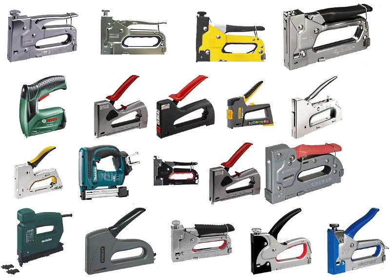 Строительный степлер для домашних и мелких строительных работ: рейтинг лучших моделей