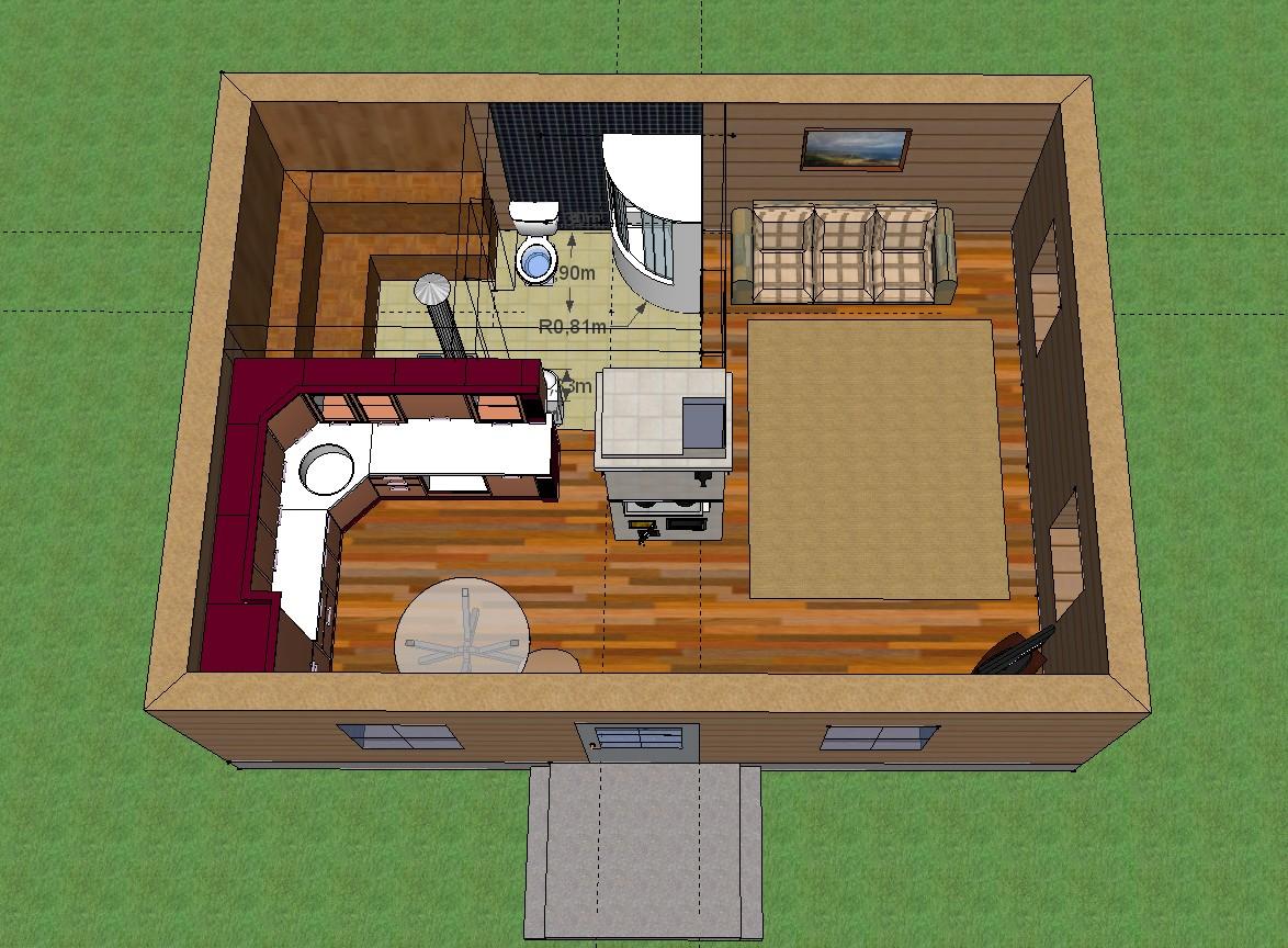 Как правильно построить баню в доме