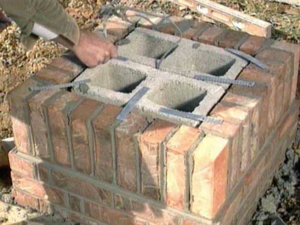 Фундамент из кирпича своими руками: пошаговая инструкция возведения, плюсы и минусы