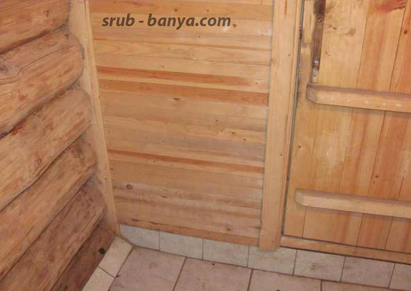 Кирпичная перегородка в деревянной бане своими руками - как выполнить монтаж