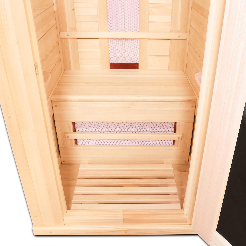 Инфракрасная сауна своими руками — проектирование и сборка ик-сауны — строительство бани