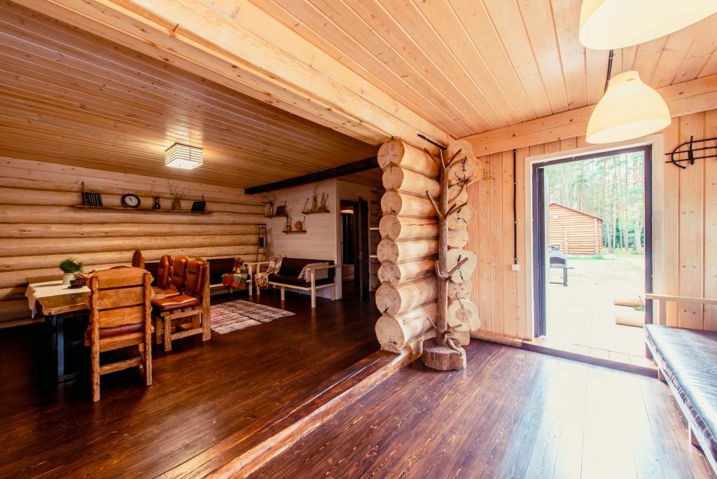 Проекты бань с комнатой отдыха: подборка