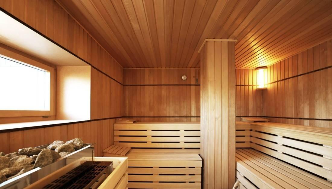Как обшить баню вагонкой изнутри на примере личного строительства | beaver-news.ru