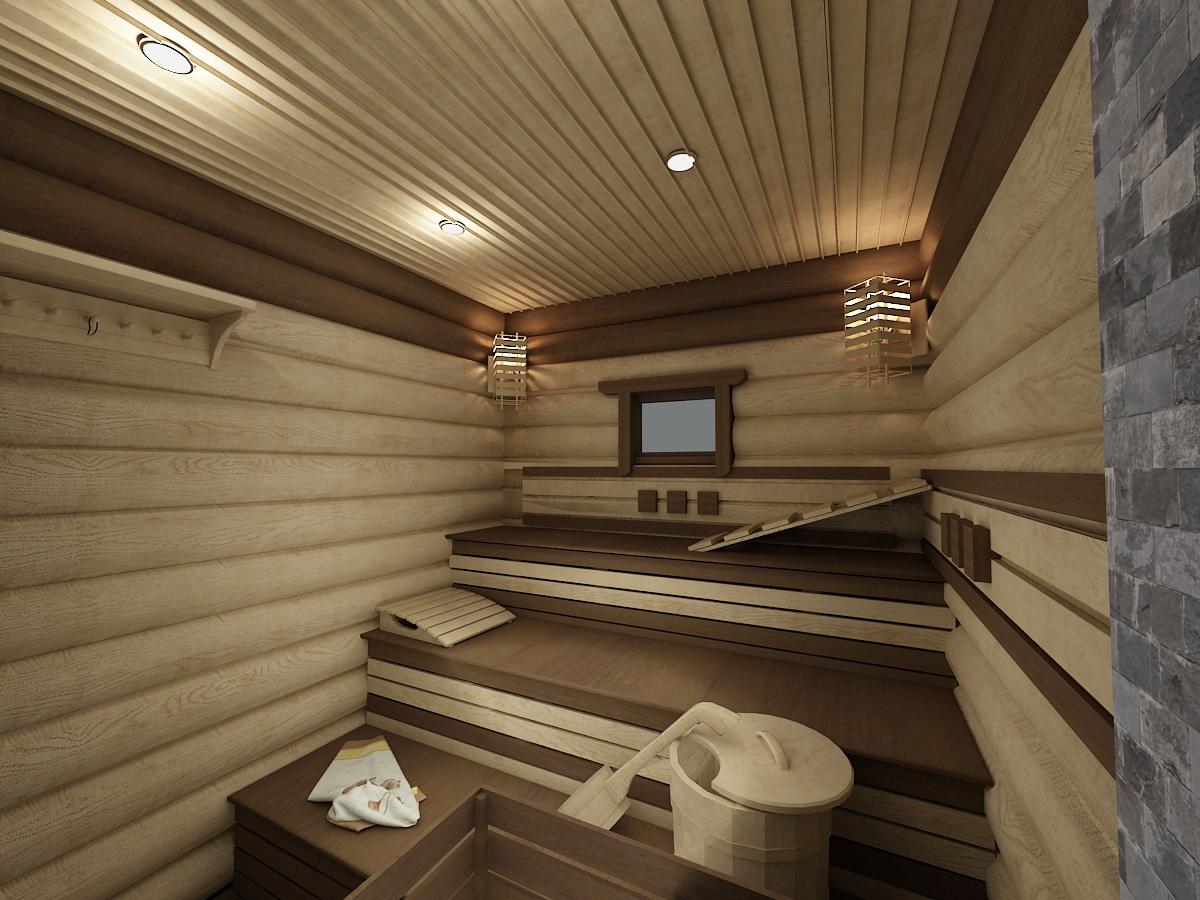 Чем покрасить стены в бане внутри remonder.ru
