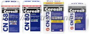 Клей церезит: разновидности и особенности каждого вида клея
