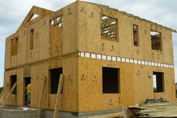 Построить дом из сэндвич-панелей своими руками: преимущества и недостатки (видео и фото) – ремонт своими руками на m-stone.ru