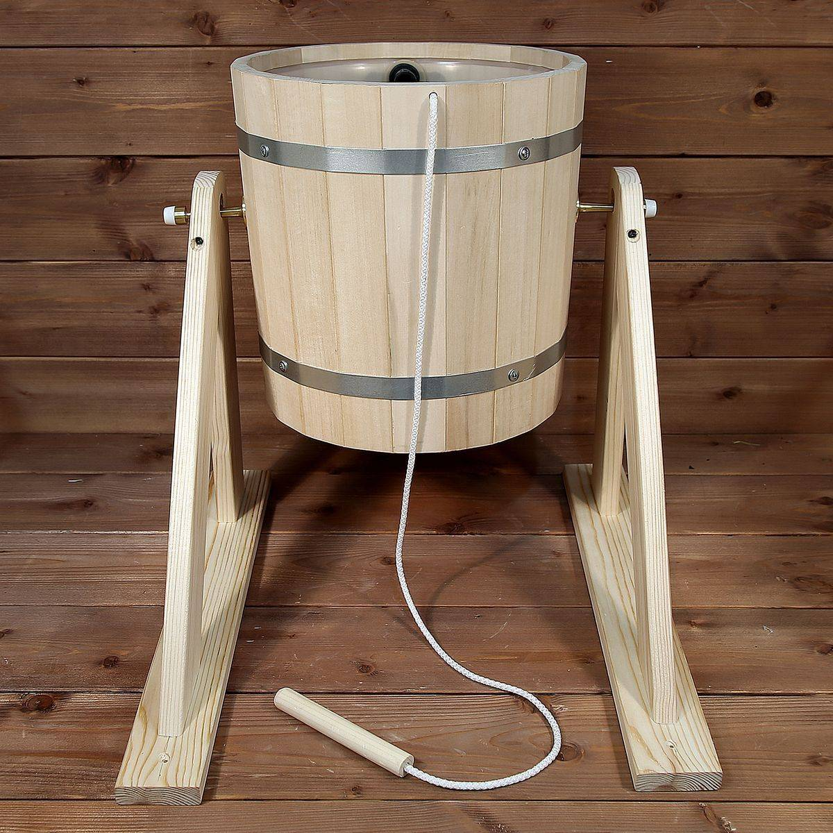 Обливное устройство для бани