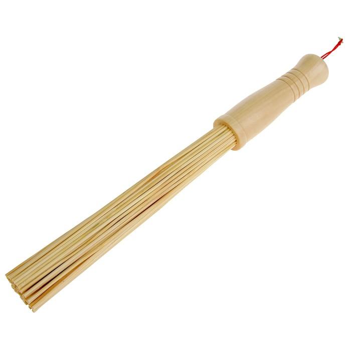 Бамбуковый веник для бани: как пользоваться
