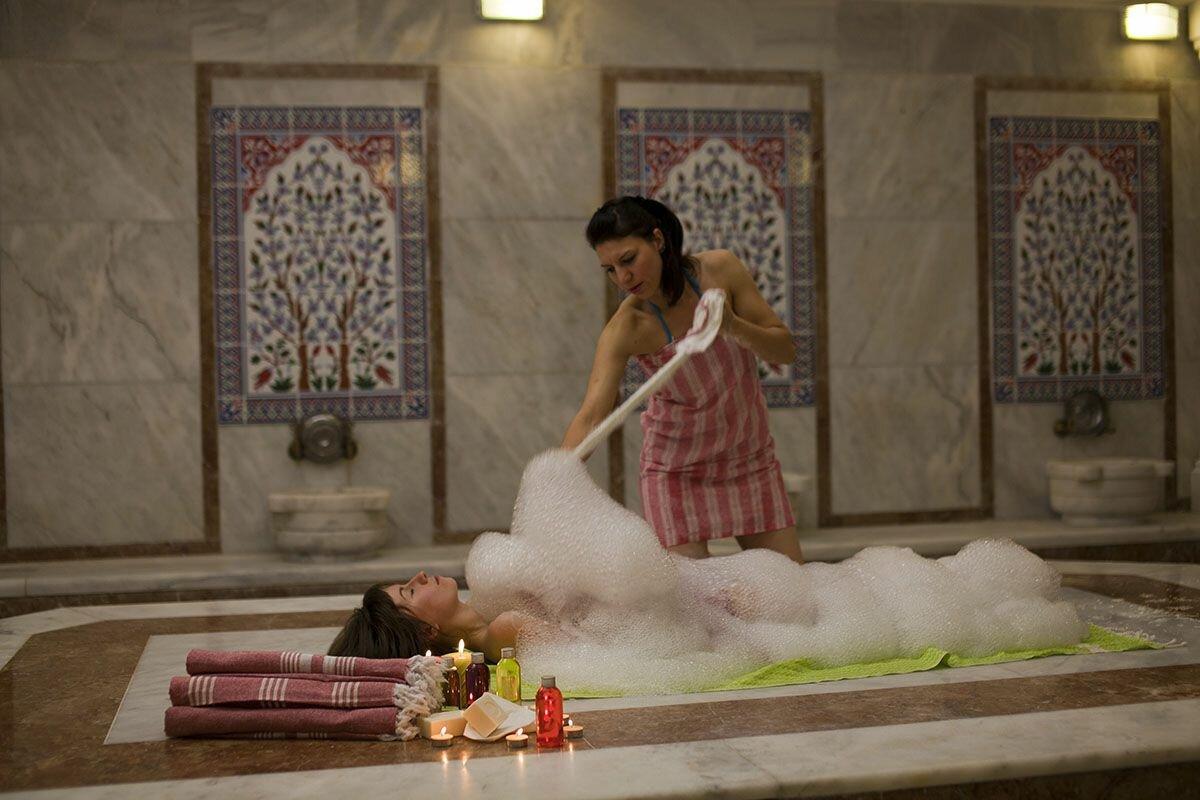 Что такое турецкая баня хамам. Полный обзор и традиции «Восточной бани»