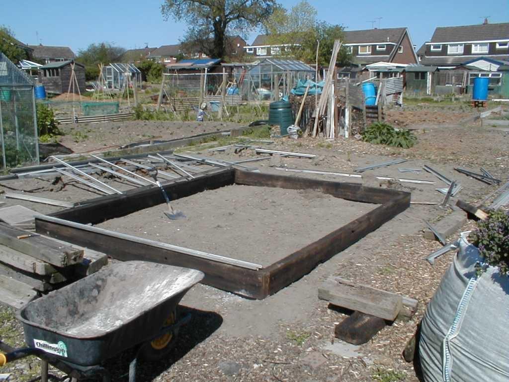Баня из шпал своими руками. строительство бани из шпалинформационный строительный сайт  