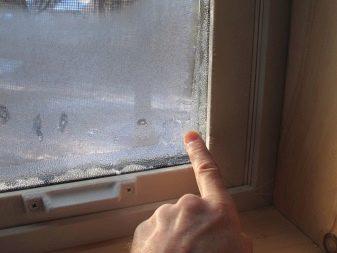 Почему потеют пластиковые окна