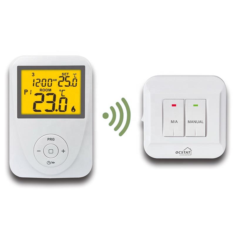 Термостат и автоматика управления циркуляционным насосом отопления