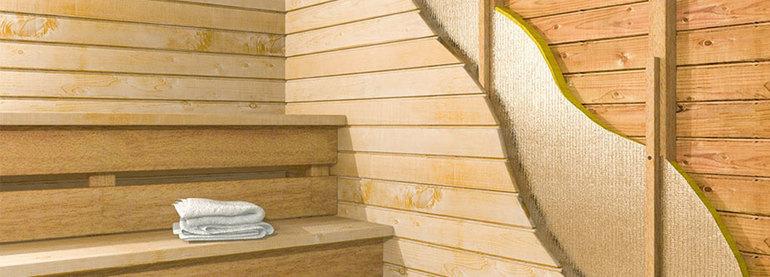 Как утеплить баню изнутри и снаружи: технологии утепления строений, возведенных из различных материалов