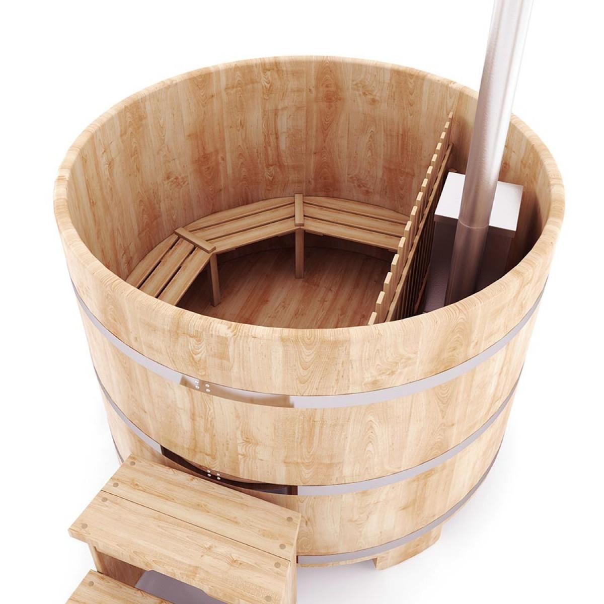 Японская баня офуро, фурако: своими руками