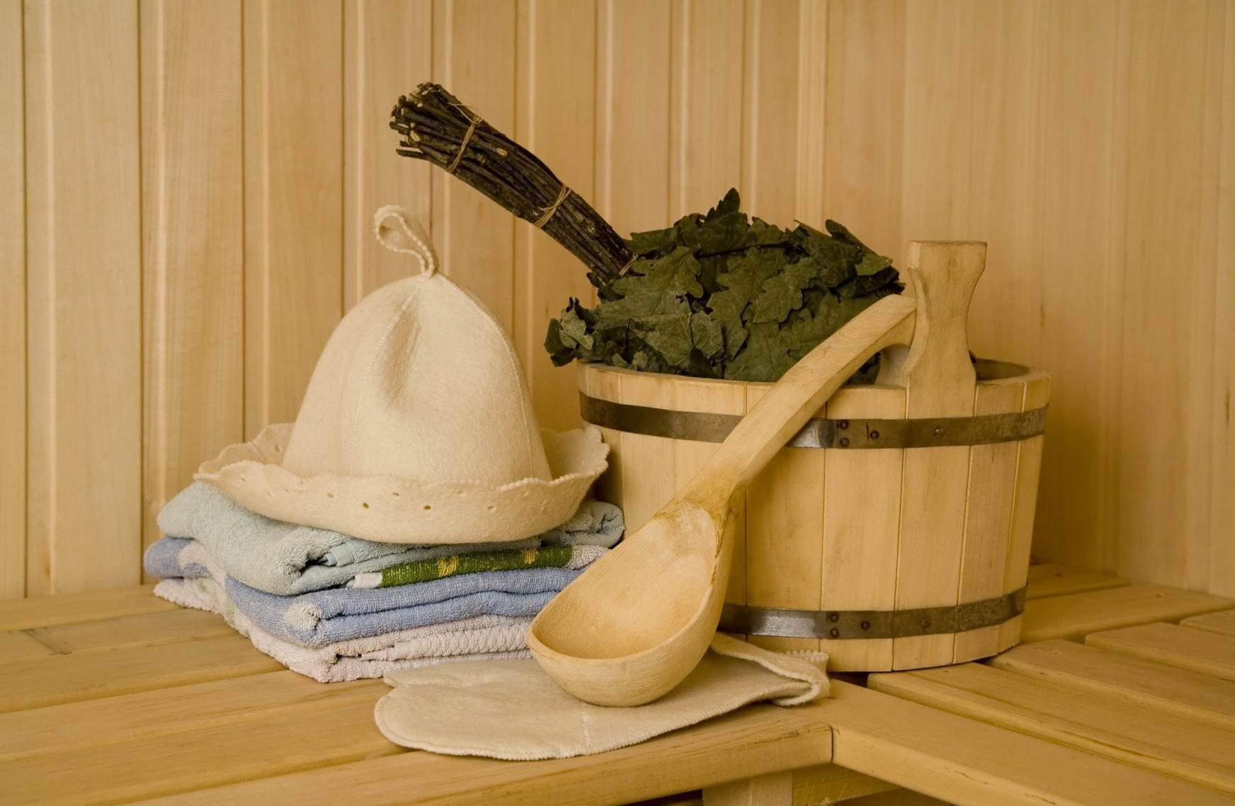 Особенности посещения бани при образовании миомы