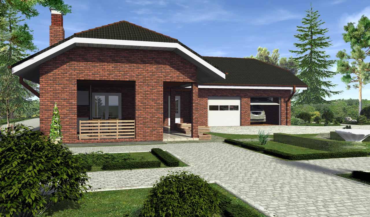 Баня в гараже: проекты под одной крышей, дом с гаражом