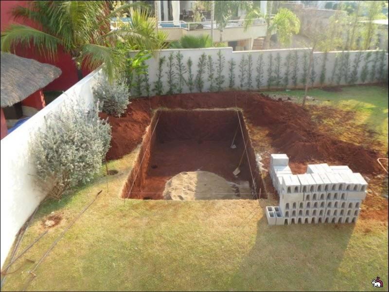 Как устроить бассейн на даче своими руками? Все доступные современные варианты