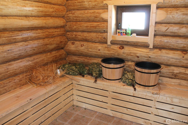 Виды и особенности деревенской бани