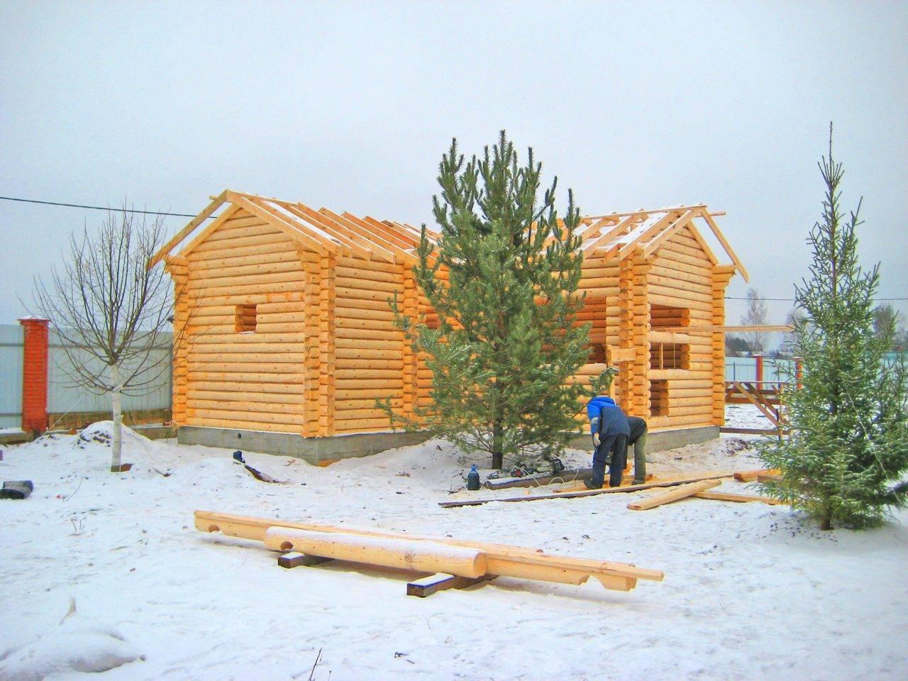 Дома из дерева: плюсы, минусы и особенности | плюсы и минусы