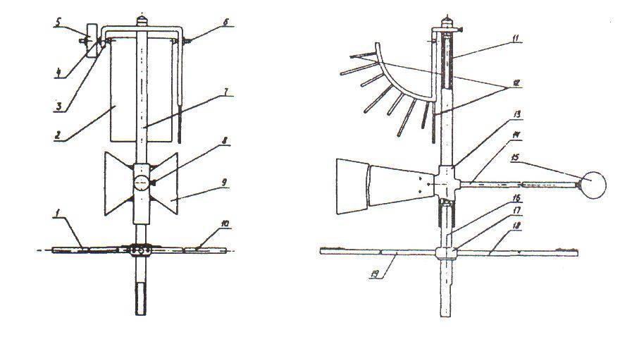 Как сделать флюгер на крышу своими руками: чертежи и фото