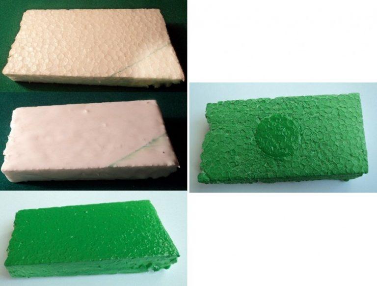 Чем покрасить пеноплекс: выбираем подходящие материалы