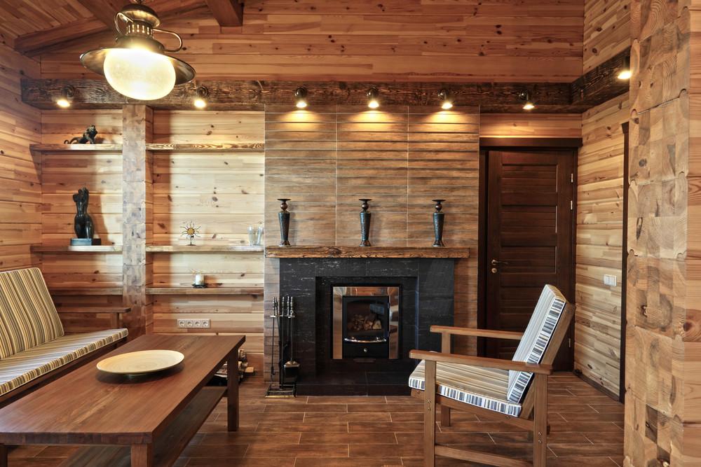 Дизайн комнаты отдыха в бане +50 фото примеров интерьера