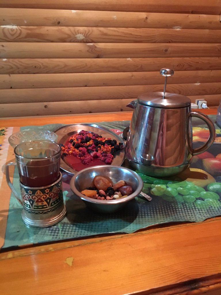 Чем полезен чай после бани