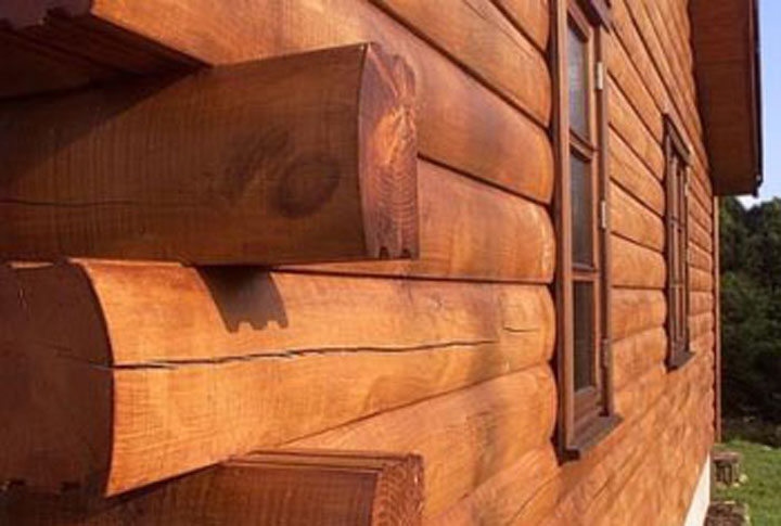 Обработка бани снаружи: чем обработать и как это сделать правильно