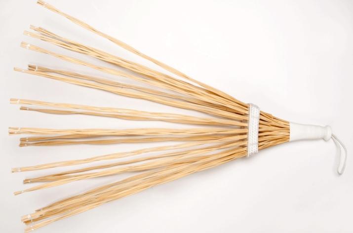 Чем хорош бамбуковый веник