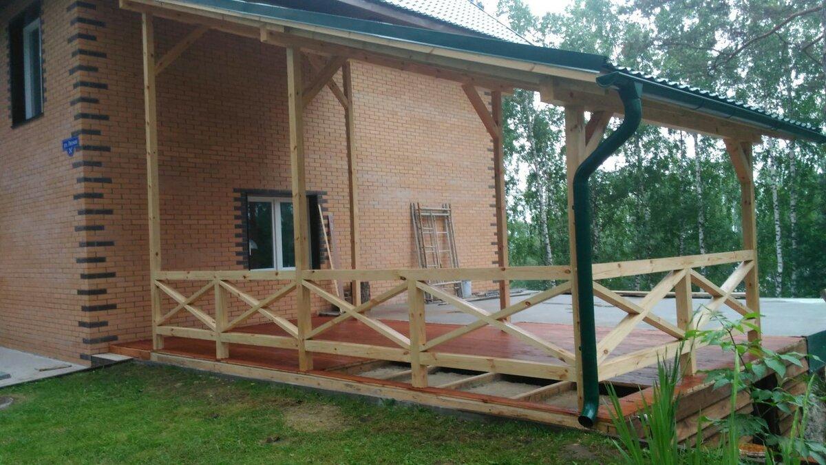 Баня с беседкой под одной крышей: этапы проектирования и строительства