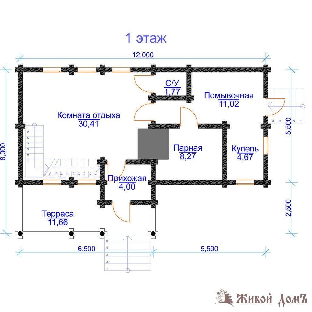Купель для бани: интересные варианты и изготовление