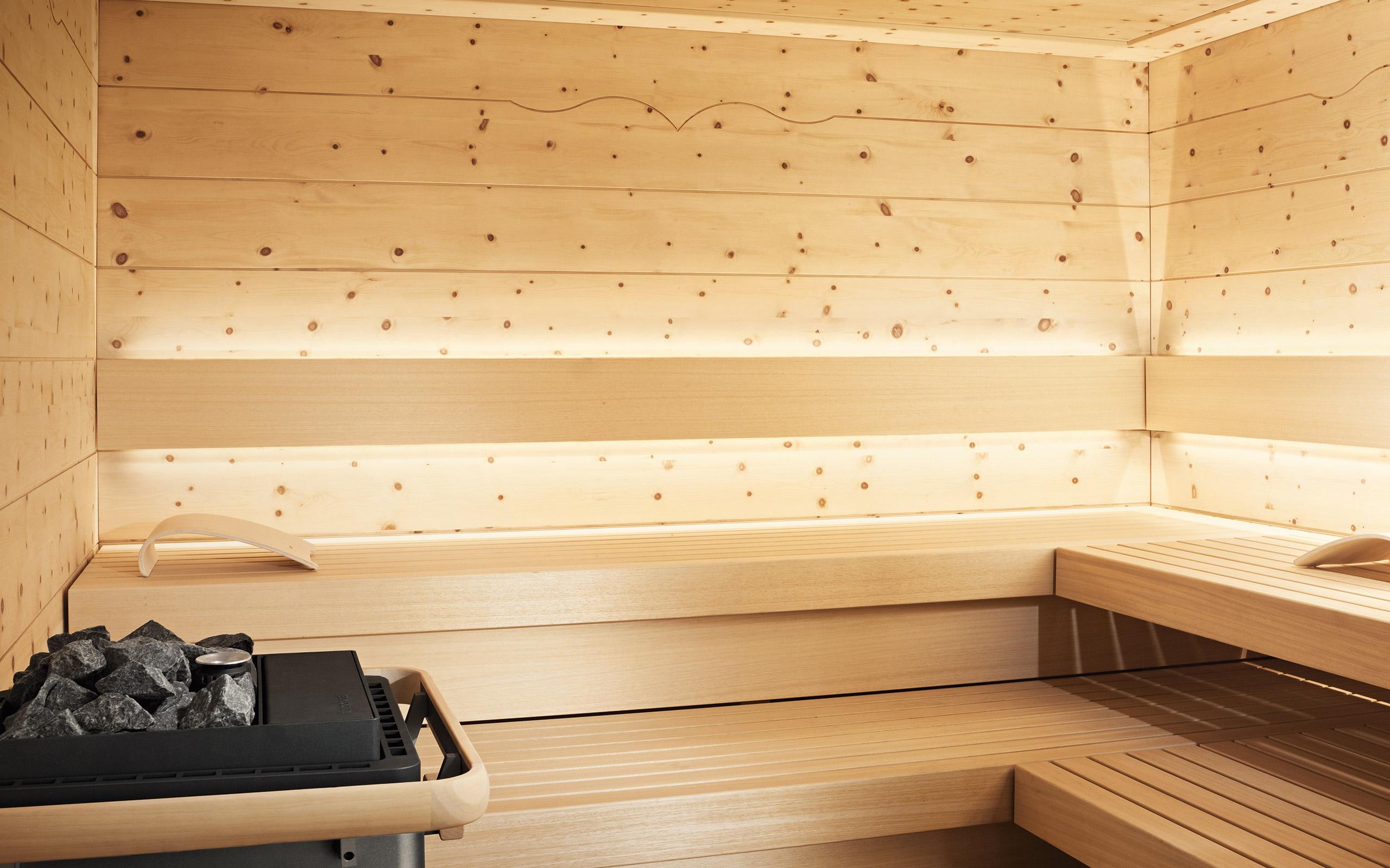 Внутренняя отделка бани: практичные материалы