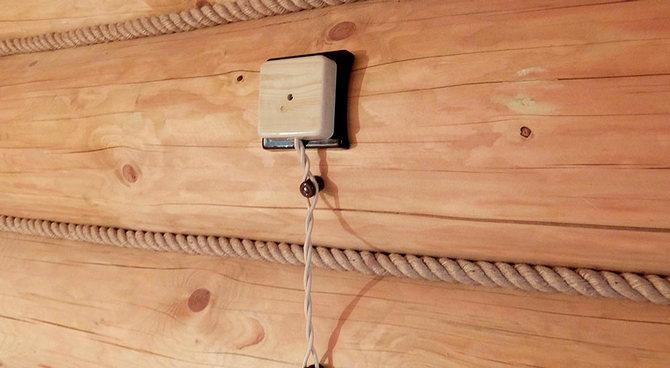 Какой нужен кабель для бани термостойкий и как его монтировать