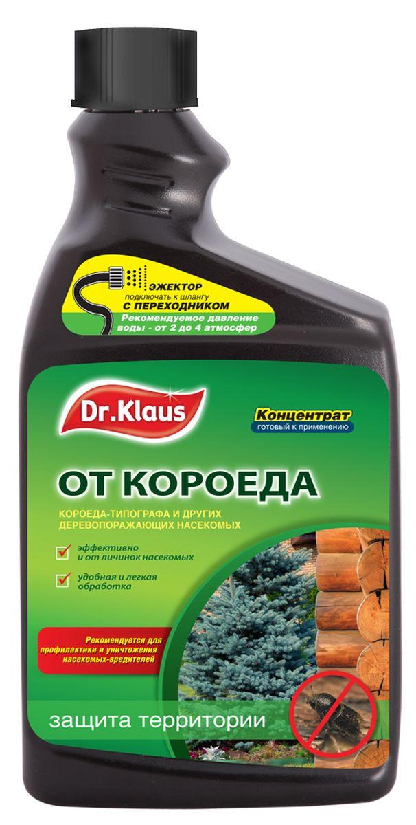 Защита древесины от грибов и насекомых