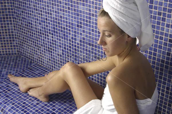 Как с пользой попариться в бане людям с заболеваними суставов?