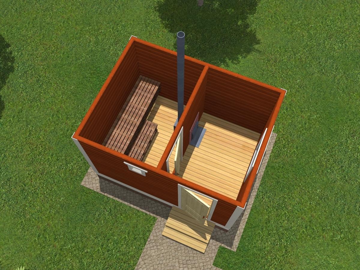 Баня 3х3 своими руками, инструкция для новичков баня 3х3 своими руками, инструкция для новичков