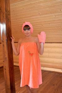 Превращаем банное махровое полотенце в удобный спа-халатик. идеи и мастер-классы.. обсуждение на liveinternet
