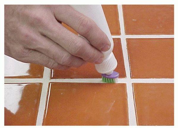 Затирка для плитки в ванной: какую выбрать и по каким критериям