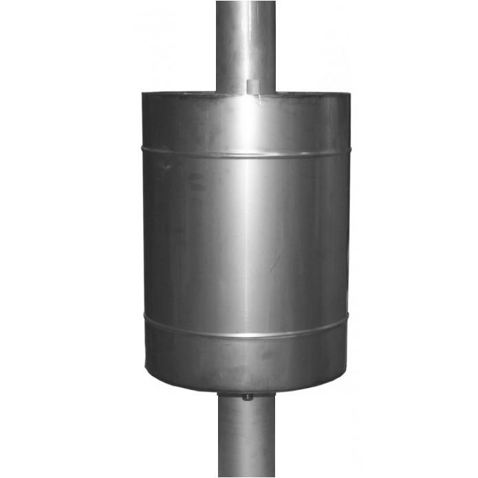 Как сделать и установить бак на трубу для бани – практические рекомендации