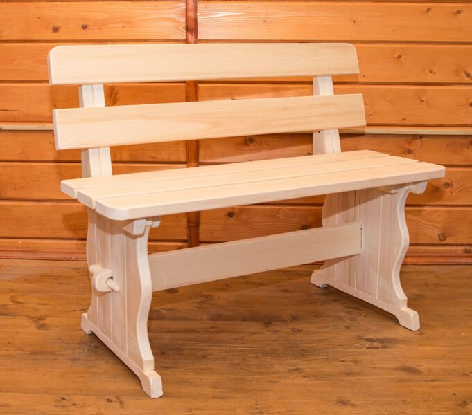 Мебель для бани в комнату отдыха из дерева, мебель для сауны под старину, кресло для бани