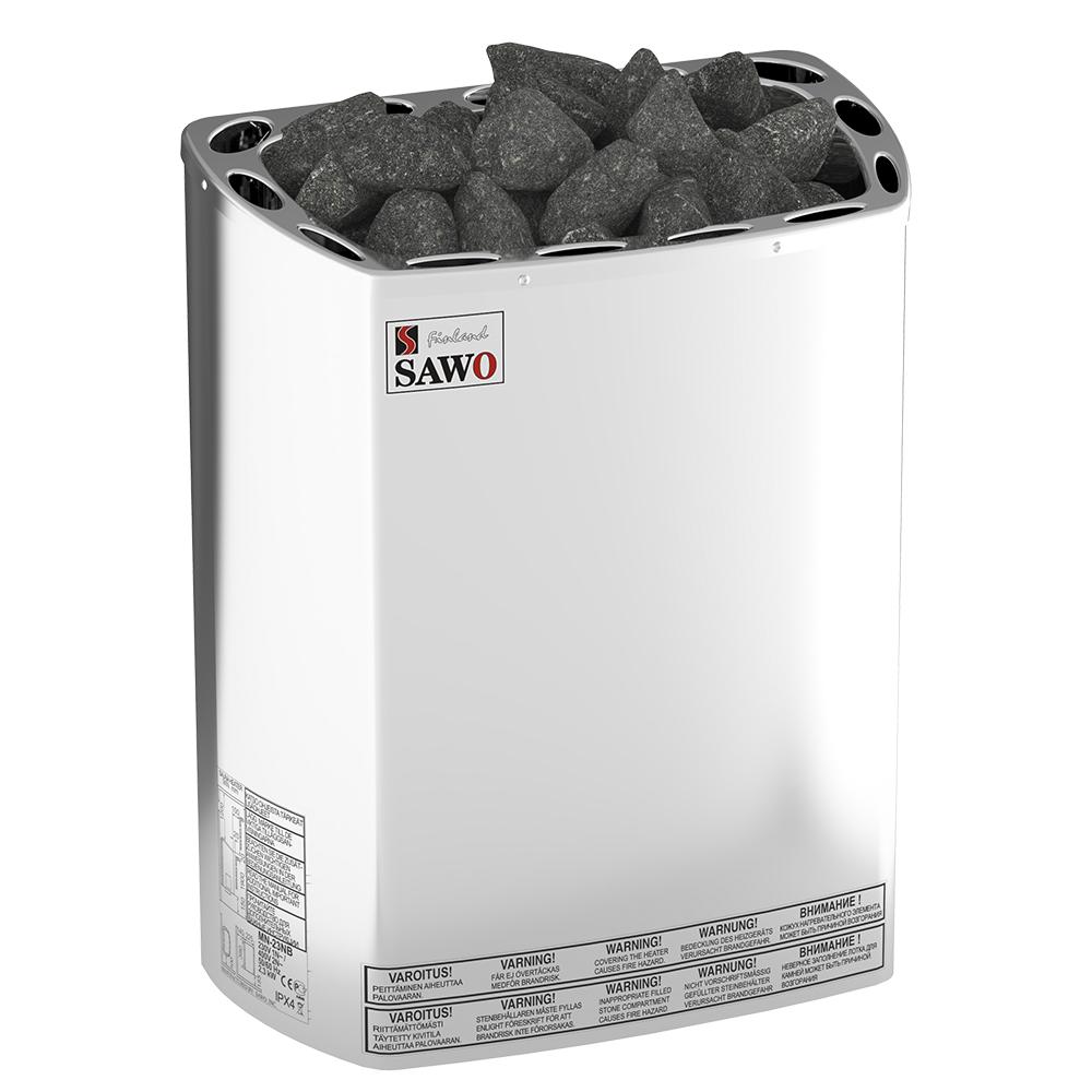 Финские электрокаменки: Sawo, Helo, Tylo, Tulikivi