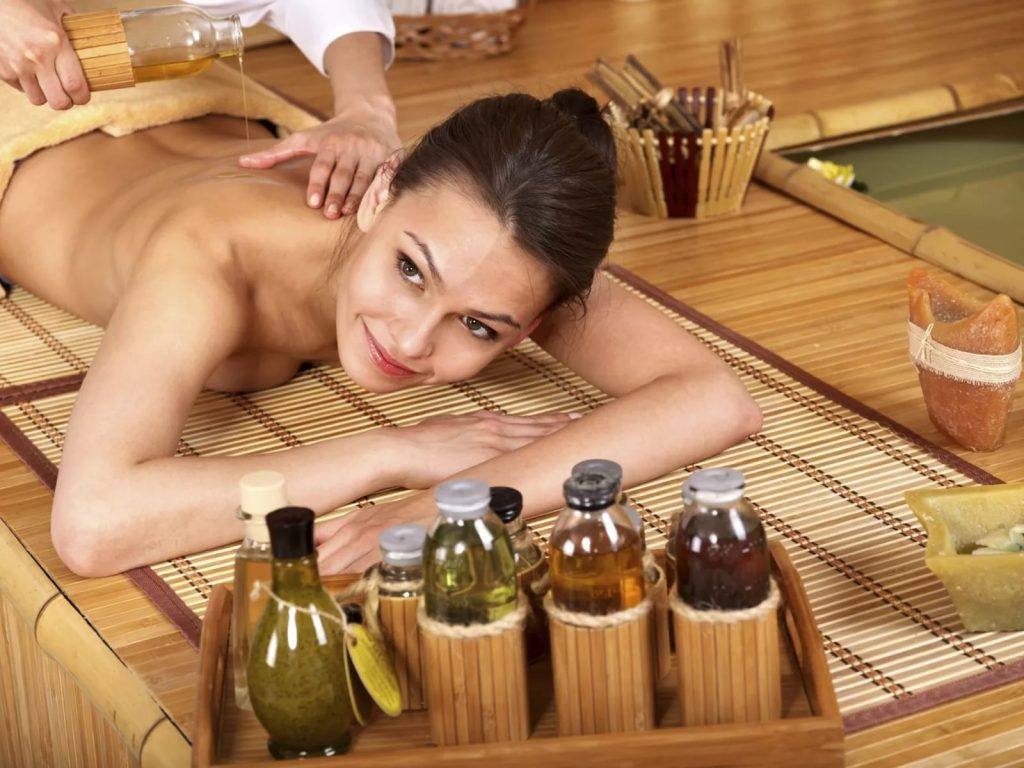 Как избавиться от целлюлита при помощи бани?