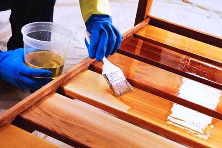 Обзор 6 производителей масел и восков для обработки древесины