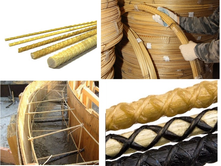 Фундамент из стеклопластиковой арматуры: особенности, количество материала, инструкция по подсчётам, пошаговые действия