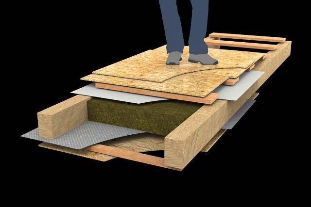 Черновой пол по деревянным балкам: назначение и особенности конструкции, инструкция по монтажу