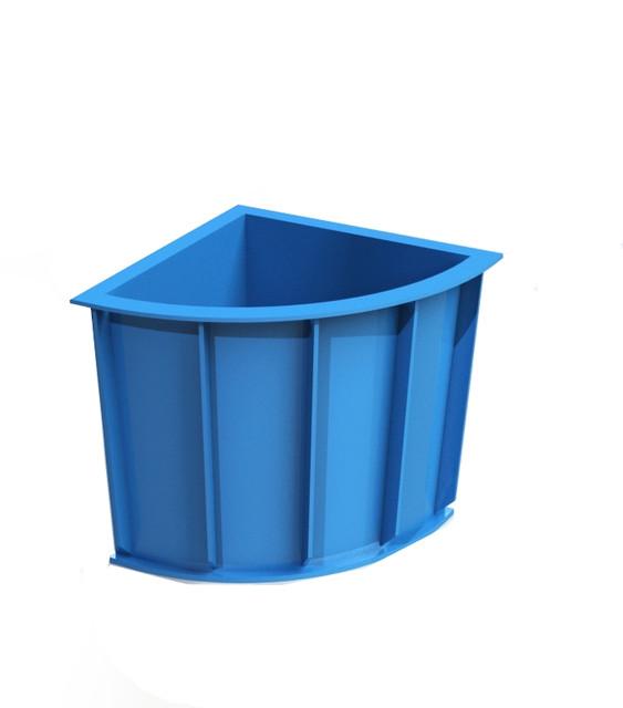 Купель из пластика