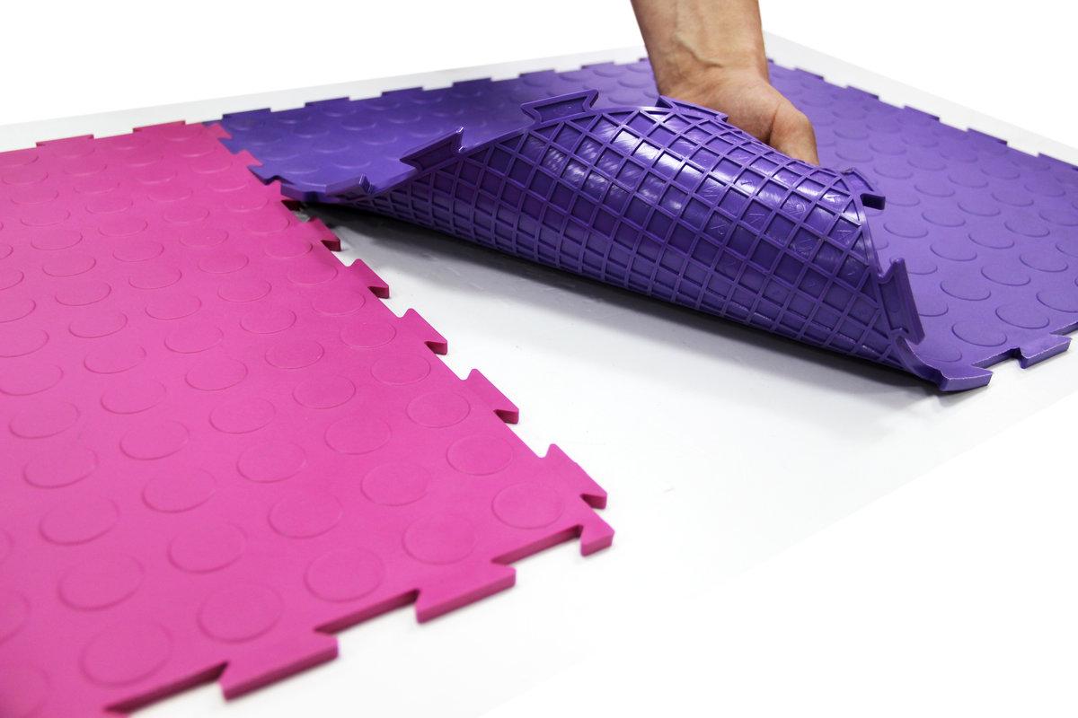 Применение модульного напольного покрытия из пвх | плитка пвх для пола