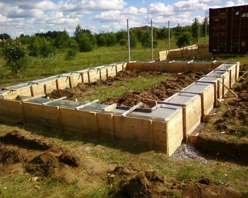 Фундамент на глинистой почве: советы специалистов
