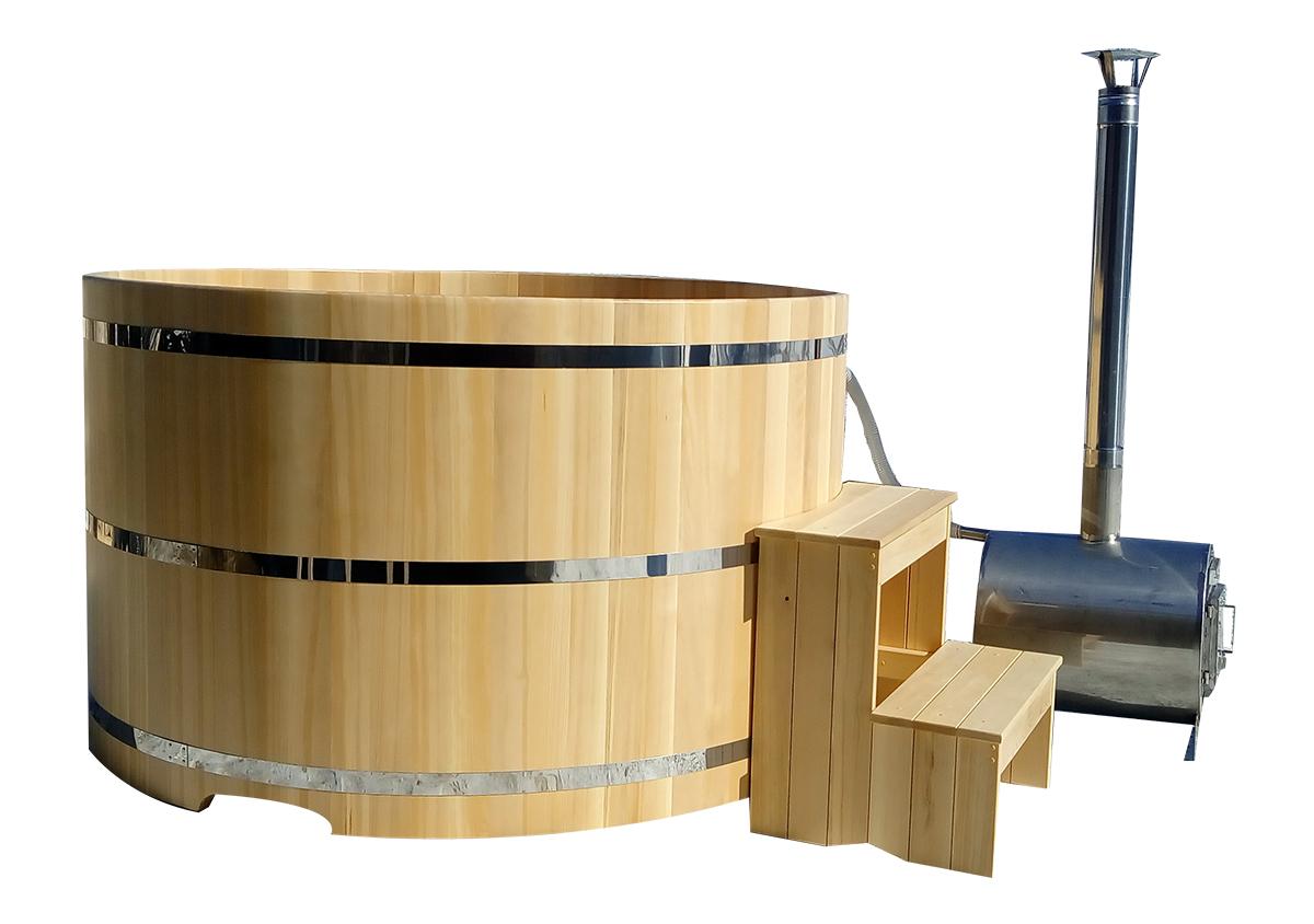 Японская баня: технология строительства