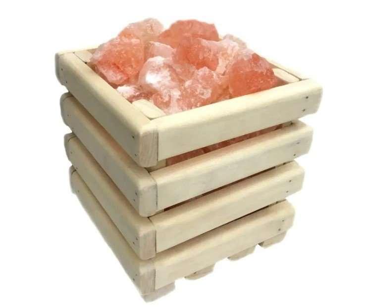 Гималайская соль для бани - как использовать и метод установки блоков!